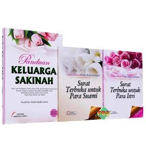Paket Buku Nasehat Indah untuk Suami Istri