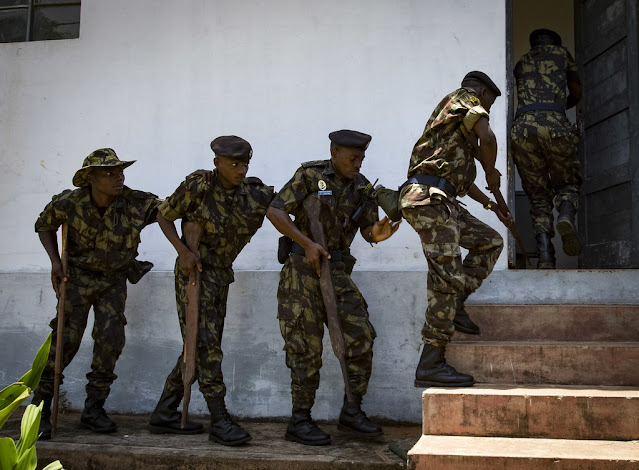 African Nations to Send Troops to Tackle Mozambique Insurgency.lelemuku.com.jpg