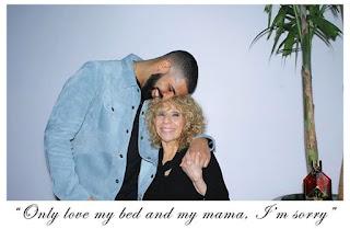 Drake And Mom