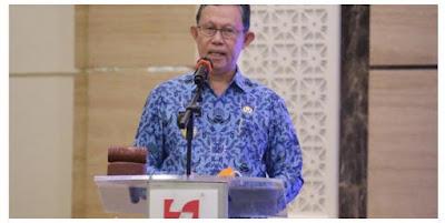 Gubernur Arinal Minta Dinsos Kabupaten/Kota Verifikasi dan Validasi DTKS