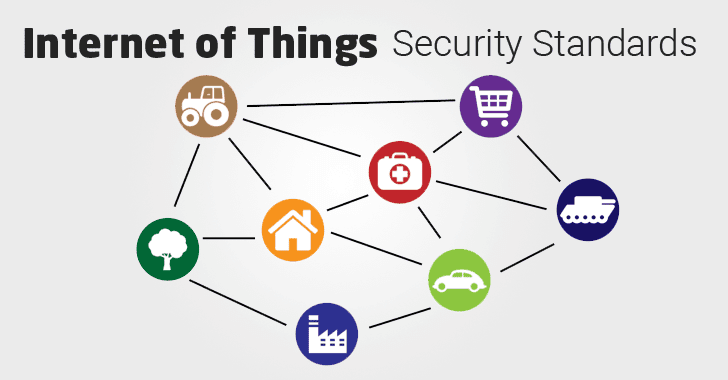 New IoT Bill Proposes Security Standards for Smart Devices