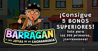 Paston gratis 5 bonos superiores hasta 31-1-2021