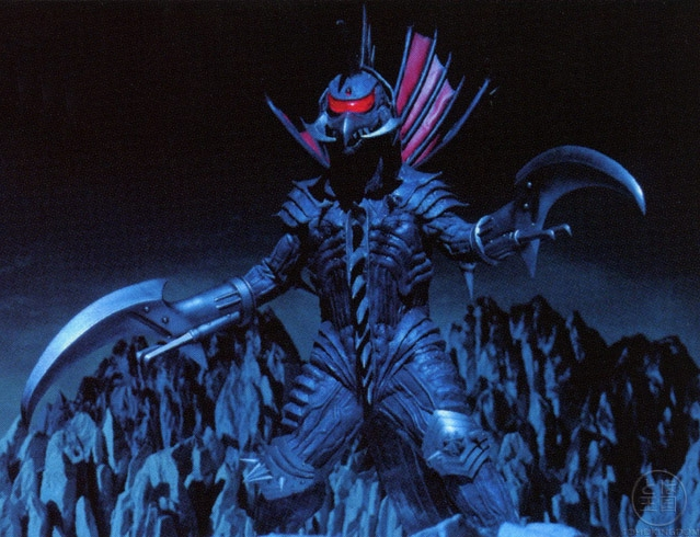 Articles of Destroyer: Monster of the Week: Gigan (Millennium)