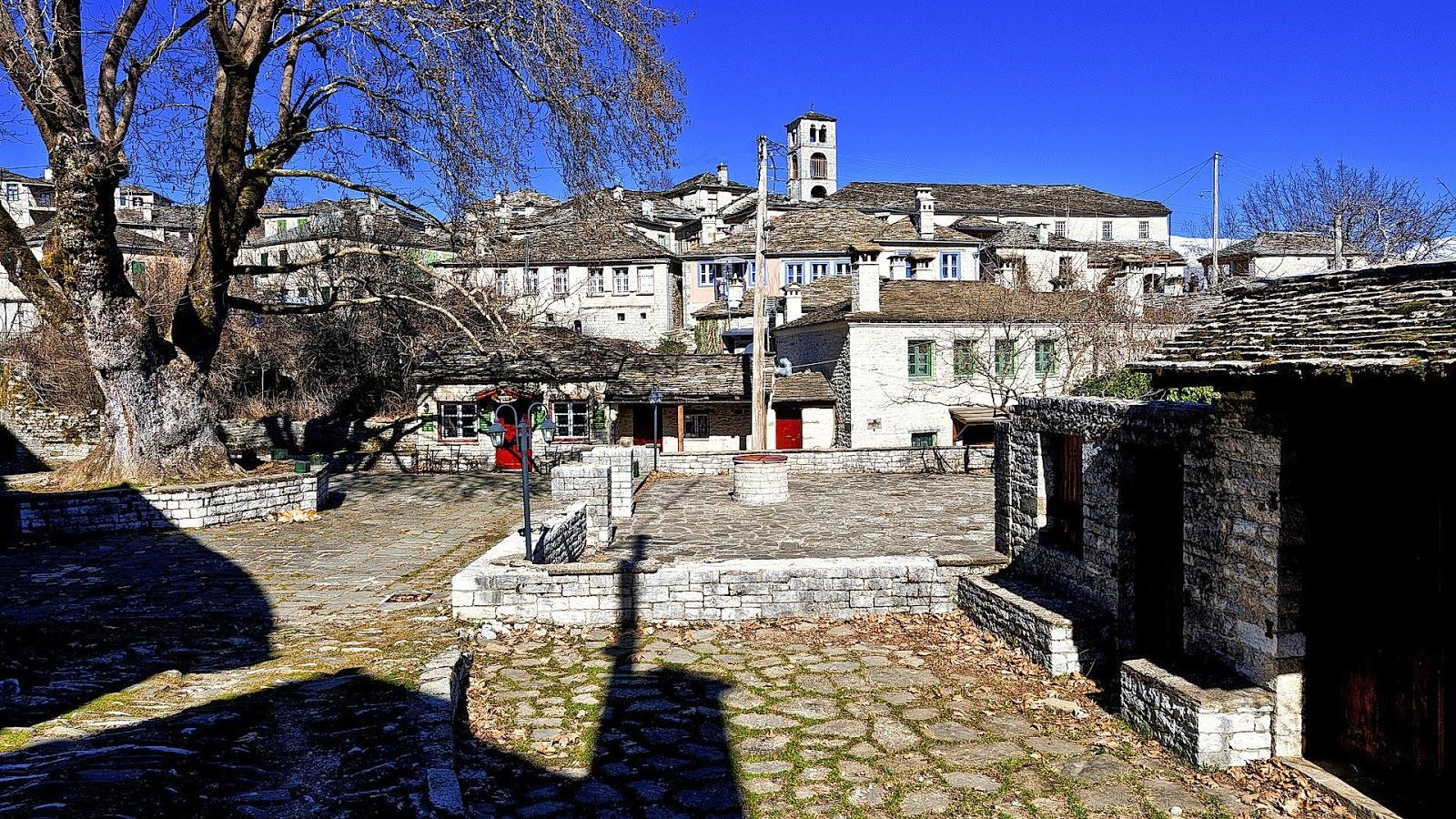 Δίλοφο:Του είπε πως νοσταλγεί το χωριό της και εκείνος ...έχτισε το  ψηλότερο αρχοντικό του Ζαγορίου ... - EPIRUS TV NEWS