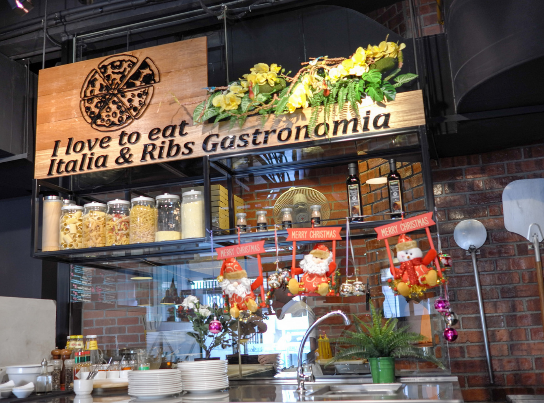 Italia & Ribs Gastronomia @ Sri Hartamas