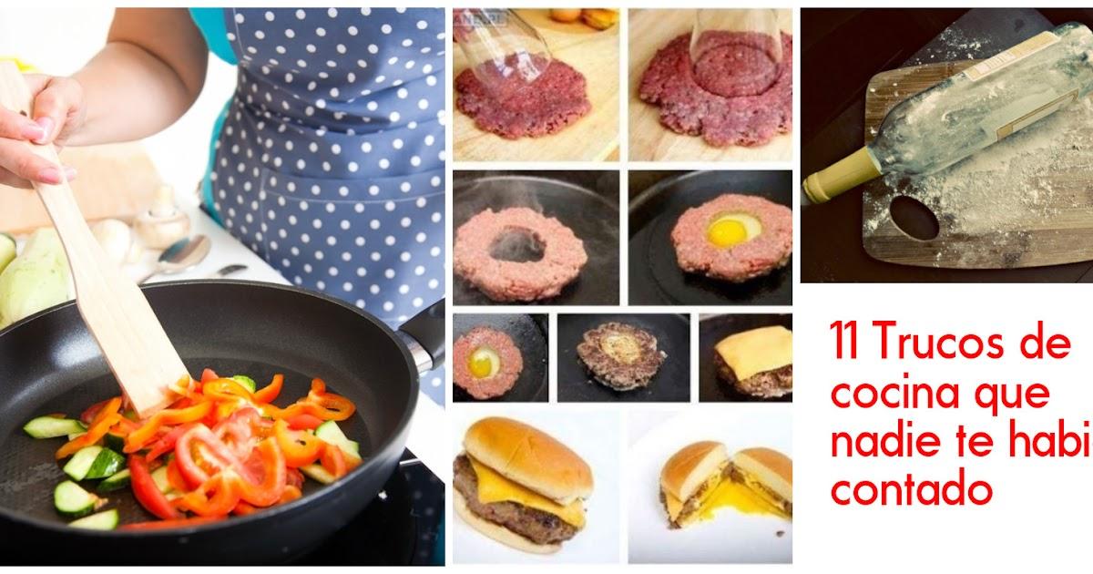 11 trucos caseros de cocina que nadie te hab a contado - Trucos de cocina ...