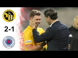 Young Boys Vs Rangers 2-1 All Goals And Match Highlights [MP4 & HD VIDEO]