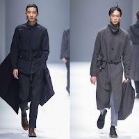 oqLiq fusiona tradición y modernismo en su colección de invierno 2021 en Shanghai