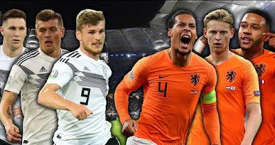 مشاهدة مباراة المانيا وهولندا بث مباشر اليوم 6-9-2019 في تصفيات اليورو 2020