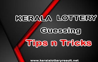 What is last three number of kerala lottery tips and tricks?