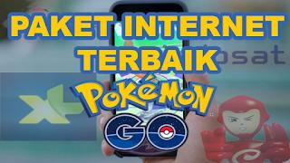 Paket Internet Termurah Yang Paling Bisa Di Andalkan Untuk Main Pokemon Go