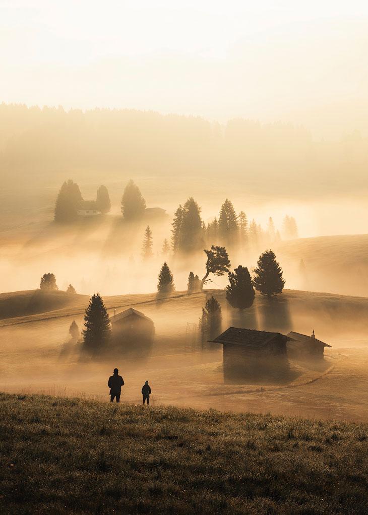 ТОП-25 Фото Лучших Пейзажей