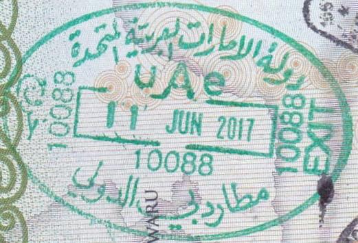 UAE Visa Rule Updates Exit Grace Period
