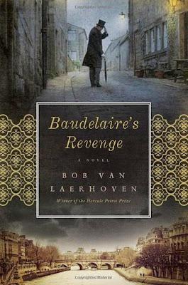 Baudelaire's Revenge by Bob van Laerhoven – front cover