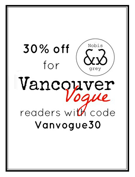 Vancouver Vogue: Look of the Week: Retro Chic in the