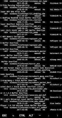 metasploit exploits