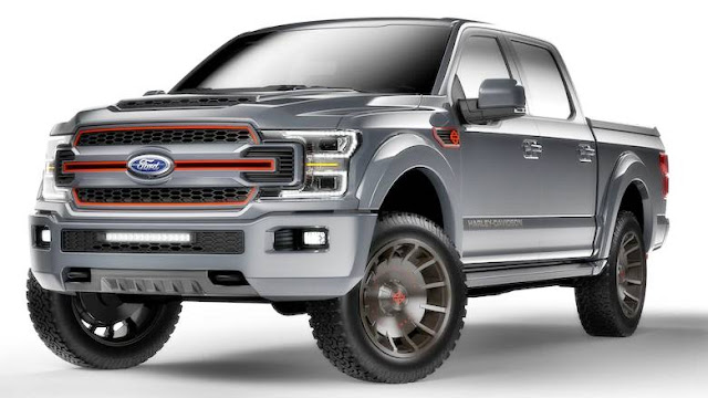 2019 Ford F-150 Harley Davidson Edition Concept
