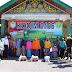 "Dalam Rangka Program ""Berbagi"",Kodim 0106/ Bersama Buddha Tzu Chi Bagikan Bantuan Sembako Kepada Masyarakat Kurang Mampu."