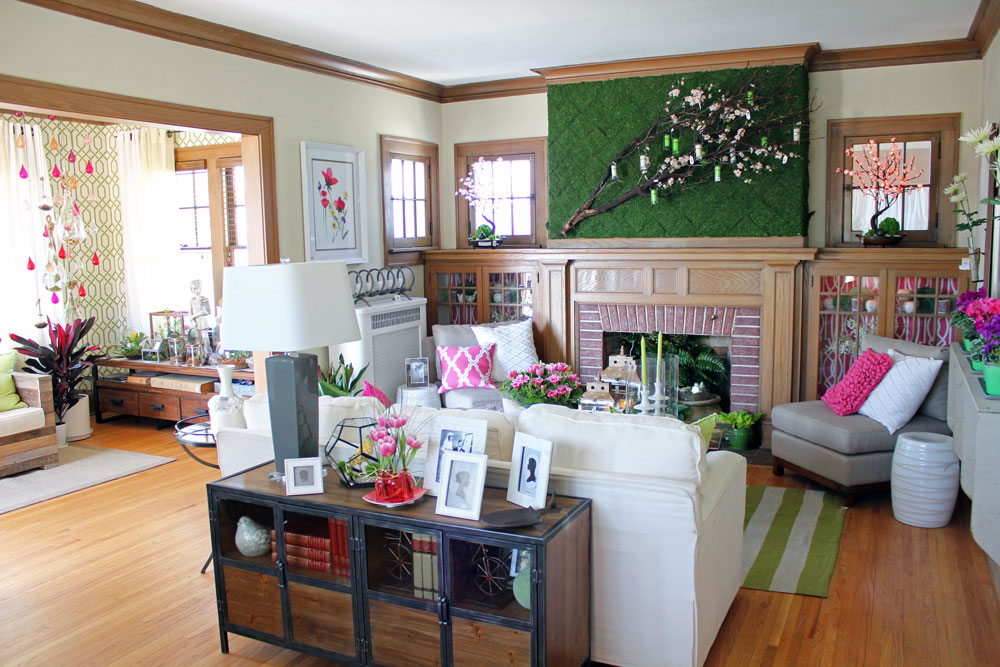 The Spring 2015 Bachmans Ideas House Itsy Bits And Pieces