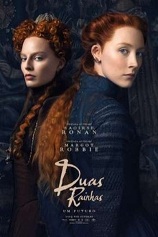 Capa Duas Rainhas – Bluray 720p e 1080p Dual Áudio (2018) Torrent