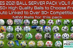 New Balls Server V11 Season 2021 AIO - PES 2021