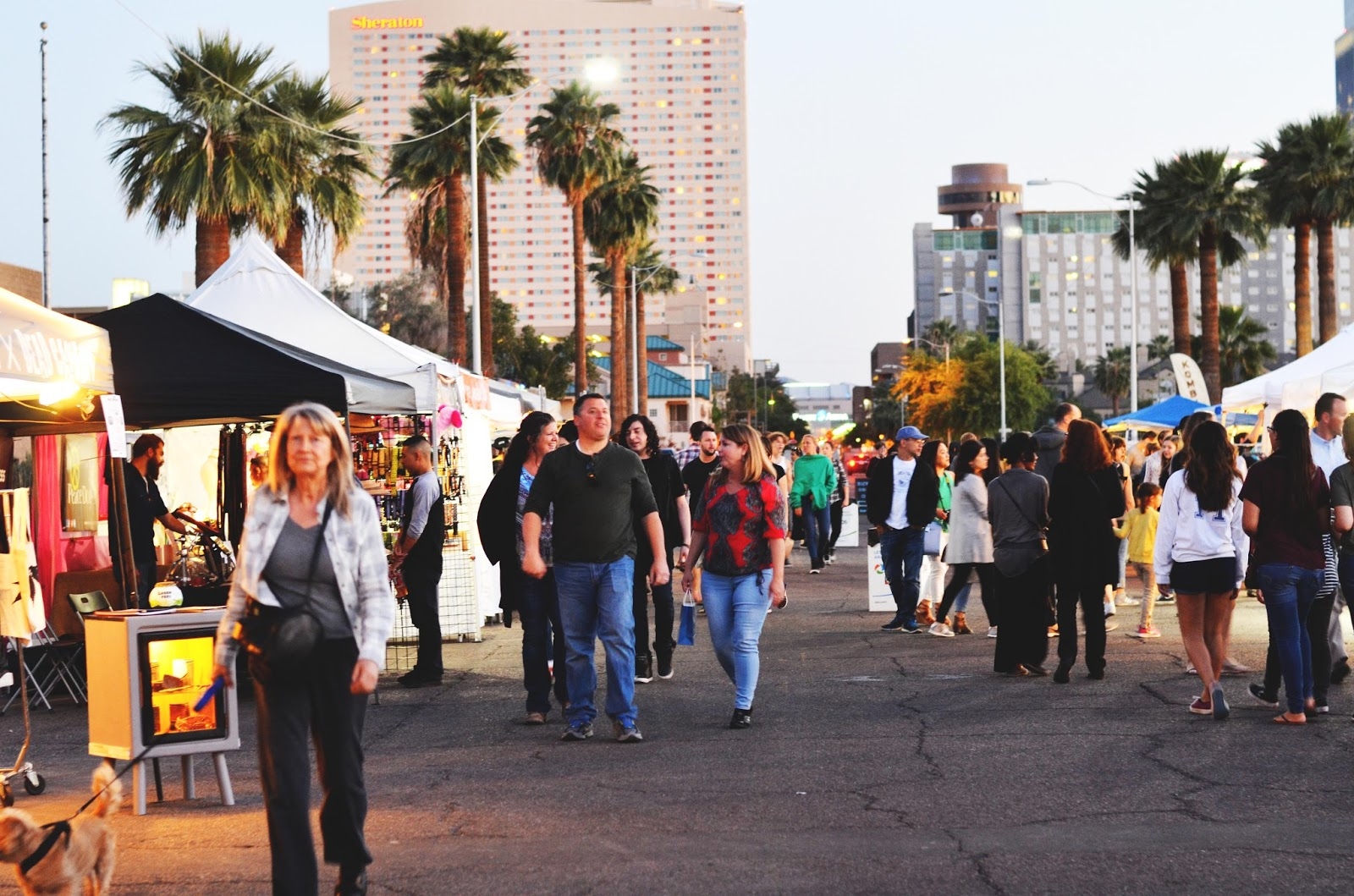 What Food Trucks At First Friday
