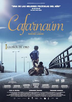 Capharnaüm (Capernaum) 2018 DVD R1 NTSC Spanish
