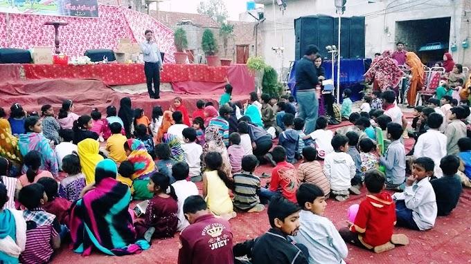 Um clamor pela provisão de Deus aos cristãos paquistaneses