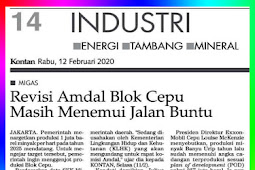 Cepu Block EIA Revision Still Encountered Dead End