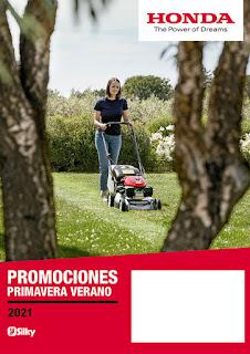 Catálogo Honda primavera-verano 2021