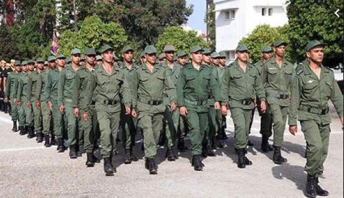 Service militaire: Début de la formation pour les 15.000 appelés des FAR