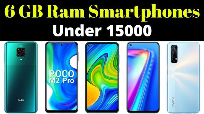 Top Mobiles Under 15000 in 2021