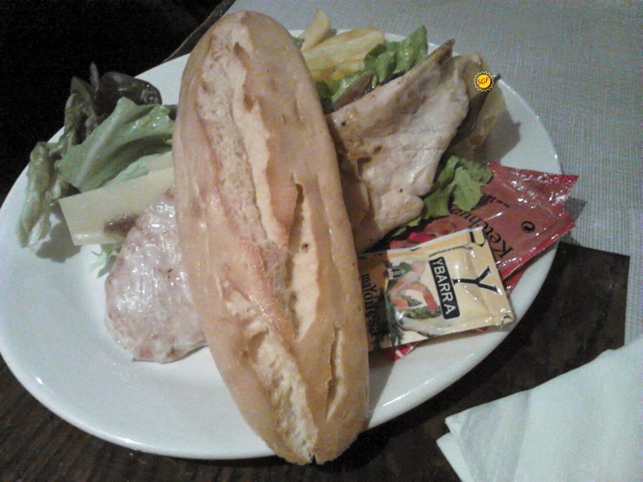 Sandwich - Bocaos