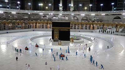 Heboh Pembatalan Keberangkatan Jamaah Haji Indonesia