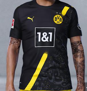 Borussia Dortmund DLS Kit 2021