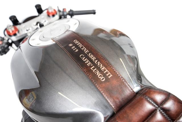 Moto Guzzi Griso 1100 By Officine Sbrannetti Hell Kustom