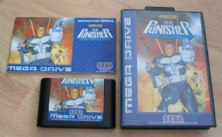 the punisher sega megadrive pal