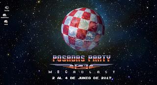Posadas Party 2 Megablast