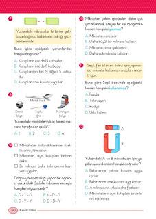 5. Sınıf Matematik Ders Kitabı Cevapları Dikey Sayfa 50