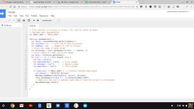 google scripts java