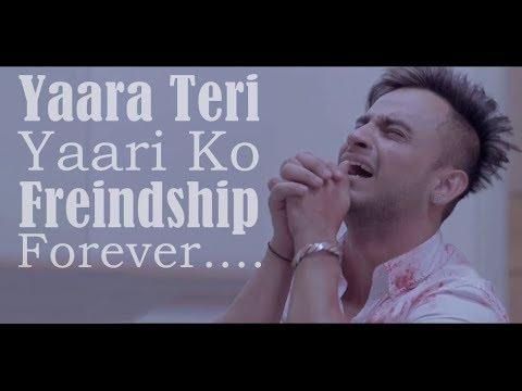 Yaara Teri Yaari Ko Lyrics Rahul Jain