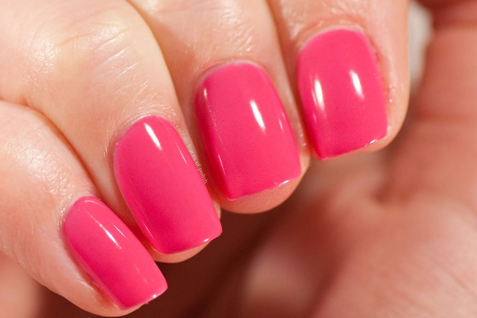 Pink Gellac Swatches - 247 Sorbet Pink