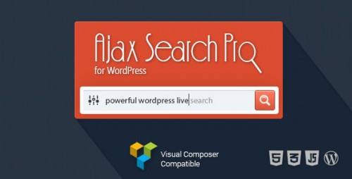 Ajax Search Pro for WordPress v4.11.1 – Live Search Plugin