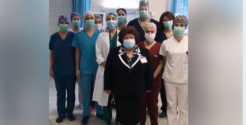 Το μήνυμα του νοσηλευτικού προσωπικού του Νοσοκομείου Άργους (βίντεο)