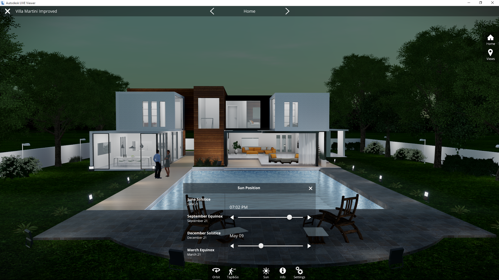 how to add camera in revit