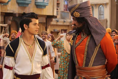 Ali and Zafar from Aladdin Naam Toh Suna Hoga