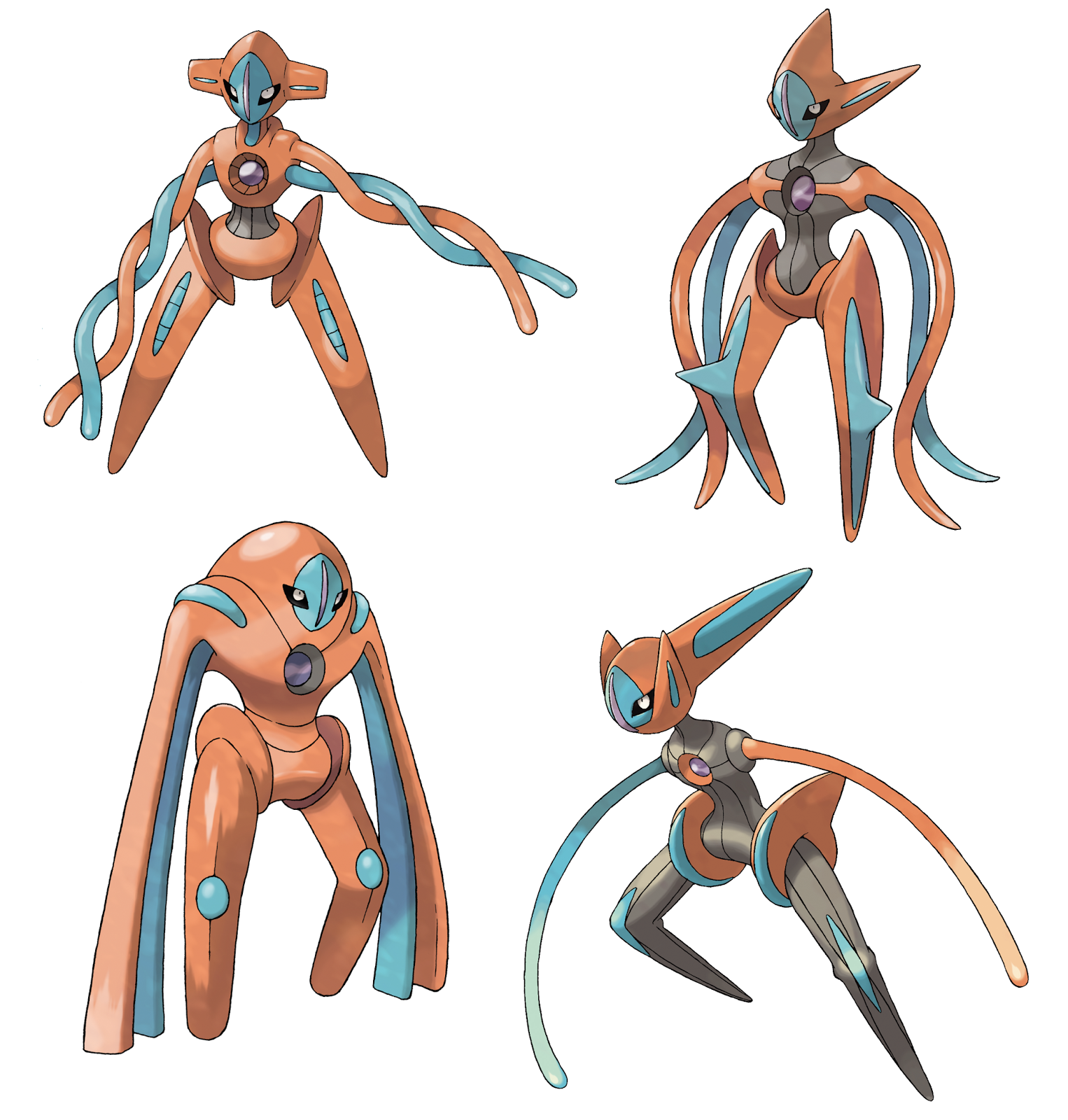 Pokémon by Review: #386: Deoxys