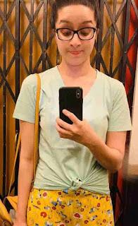 Shraddha Kapoor Spectacles