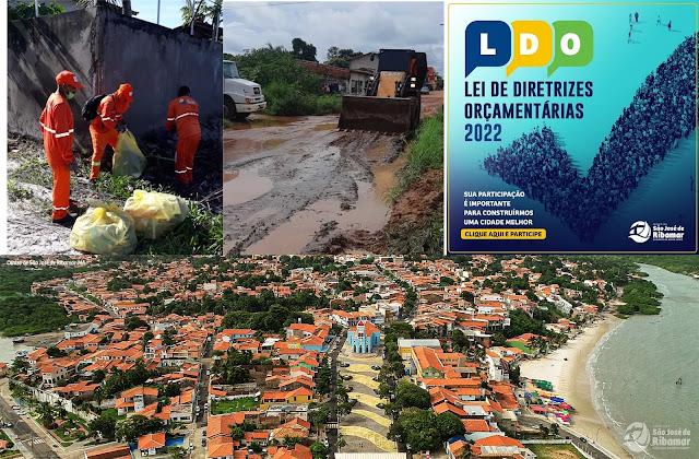 SÃO JOSÉ DE RIBAMAR:  Prefeito intensifica ações de recuperação do Município
