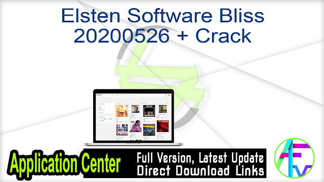 Elsten Software Bliss 20200526 + Crack